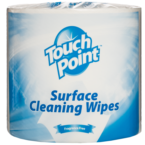 Surface Cleaning Wipes 900 Count - Touch Point