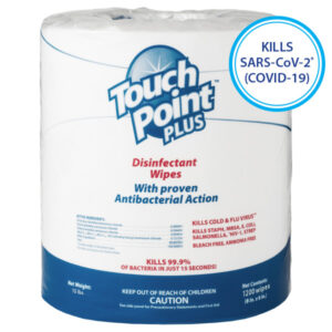 WD1200 - Plus Disinfectant Wipes